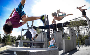 Why Join Parkour?