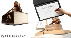 Special Education - The Law is on Your Side